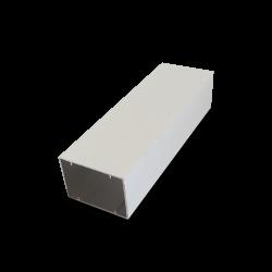 Perfil 50x38mm Branco 6m